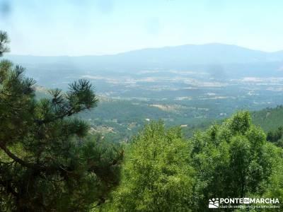 Cascadas de Gavilanes; senderistas madrid;excursiones de senderismo;viajes y aventura